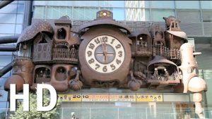 Horloge-Nittere-Ohdokei-Ghibli-clock-HD