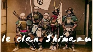 Kamon-no-Jidaï-épisode-1-le-clan-Shimazu