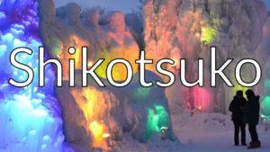 Le-lac-Shikotsu-sous-la-neige-Winter-Edition『Hokkaido』