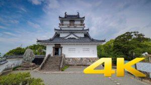 Kitsuki-Castle-Oita-杵築城-4K-Ultra-HD