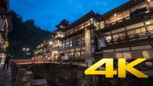 Ginzan-Onsen-Yamagata-銀山温泉-4K-Ultra-HD