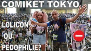 COMIKET-TOKYO-COTE-OBSCUR-aux-frontières-de-la-pédophilie-