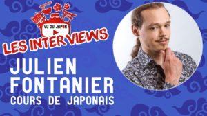 Les-Interviews-Japan-Expo-Julien-Fontanier-Cours-de-japonais