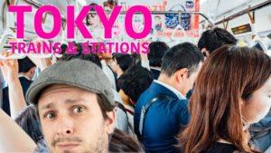 Trains-et-Stations-De-Tokyo-En-Français
