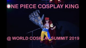 ONE-PIECE-COSPLAY-KING-ALL-PERFORMANCES-@-WORLD-COSPLAY-SUMMIT-2019-NAGOYA