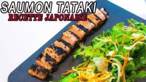 RECETTE-JAPONAISE-le-tataki-de-saumon