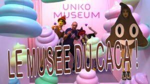 LE-MUSEE-DU-CACA-EN-COSPLAY-AU-UNKO-MUSEUM-YOKOHAMA