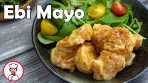 Ebi-Mayo-Crevettes-frites-sauce-mayonnaise-